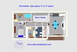 Appartamento in vendita con terrazzo e box a Barcellona P.G. in Vendita